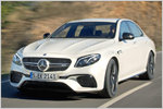 Business Bambule: Test Mercedes-AMG E 63 S 4Matic+ mit technischen ...