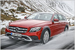 Mercedes E 220 d 4Matic All-Terrain im Test (2017): Fahrbericht mit...