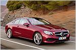 Das neue Mercedes E-Klasse Coupé mit Details zu Maßen, Motoren und ...