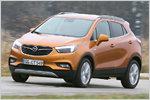 Opel Mokka X 1.4 Turbo 4x4 im Test mit technischen Daten und Verbrauch