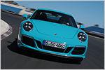 Lieblings-Elfer auch mit Turbo? Test Porsche 911 GTS 2017 mit techn...