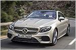 S-Coupé in schlau: Test Mercedes E-Klasse Coupé 2017 mit technische...