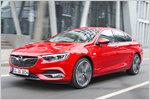 Opel Insignia Grand Sport (2017) im Test: Wie dynamisch ist das neu...