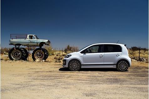 VW Up GTI - Ewig gestrig