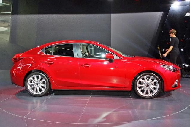 Mazda3 - Der Bonsai-6er