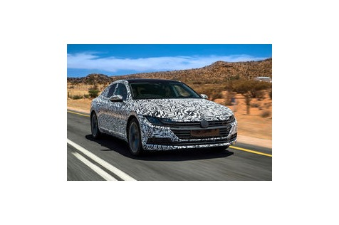 Neuer VW Arteon (2017) im Fahrbericht: So komfortabel fährt der CC-Nachfolger
