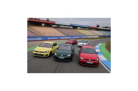 Alle sportlichen VW Golf im Test: Wie steht es um die Performance?