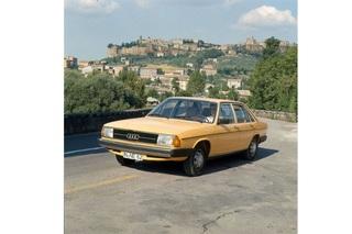 40 Jahre Audi 100 und 200 (Typ 43)  - Der Wegbereiter (Kurzfassung)