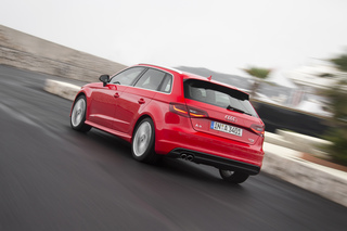 Audi A3 Sportback - Der Kompakte macht sich lang (Kurzfassung)