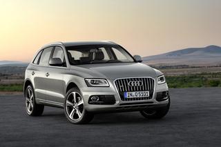 Audi Q5 - Schöner sparen und sporteln (Kurzfassung)