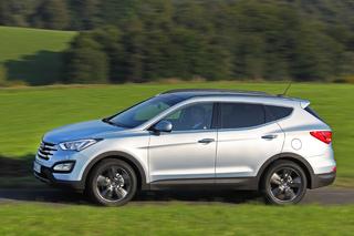 Hyundai Santa Fe - Neue Größe (Kurzfassung)