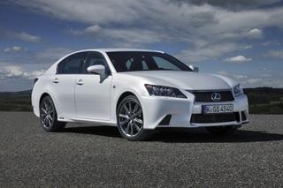 Lexus GS - Vier gelingt (Kurzfassung)