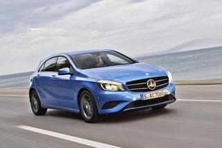 Mercedes-Benz A-Klasse - Design und Dynamik (Kurzfassung)
