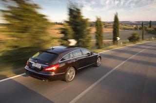 Mercedes CLS Shooting Brake - Viel Kombi im Coupé (Kurzfassung)