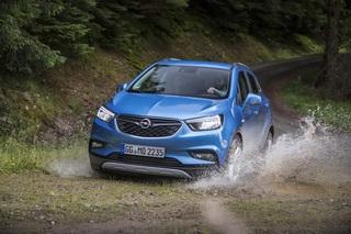 Opel Mokka X - Neuer Name, neue Technik (Kurzfassung)