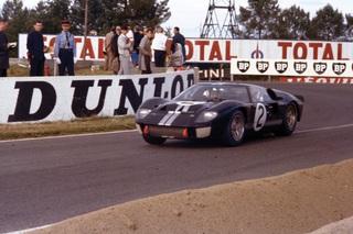 Vor 50 Jahren: Ford GT40 versus Ferrari  - Henrys Rache reloaded