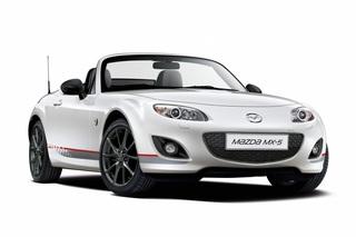 Mazda MX-5 Sondermodell - Der Senshu ist sportlich