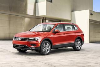VW Tiguan Allspace - Der Lange soll's richten