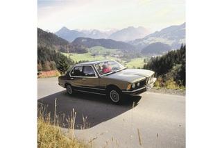 Tradition 40 Jahre BMW 7er (E23) - Sturm auf die Benz-Bastille