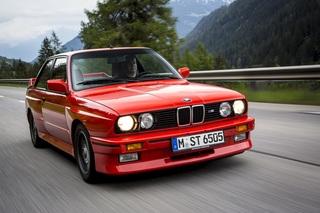 Tradition: 30 Jahre BMW M3 - Formel 1 für die Straße