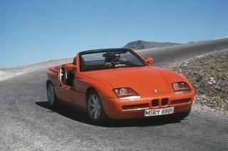 Tradition: 30 Jahre BMW Z1 - Aus Freude am Forschen
