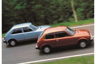Tradition: Honda Civic - zehn Generationen - Kreativ und cool wie e...