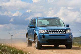 Land Rover Freelander - Neuer Motor in geändertem Kleid