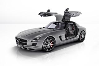 Mercedes SLS AMG GT - Auch für die Rundstrecke