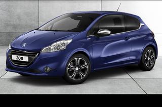 Peugeot 208 Intuitive - Bitte einparken