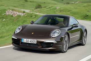 Porsche 911 Carrera 4 - Auf allen Vieren
