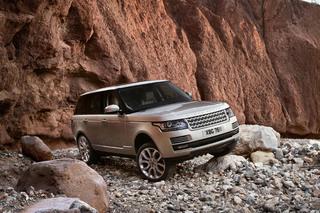 Neuer Range Rover - Der grüne Riese