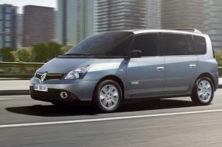 Renault Espace - Kleines Facelift für den großen Van