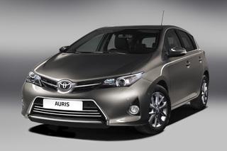 Toyota Auris Premiere in Paris - Flacher in die nächste Runde