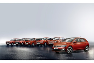 Tradition: Sechs Generationen VW Polo  - Krisenmanager, Kraftmini u...