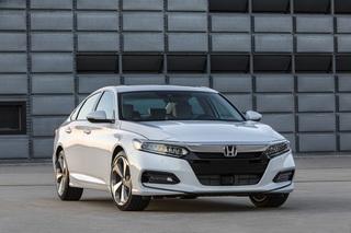 Honda Accord  - Nichts für Europa