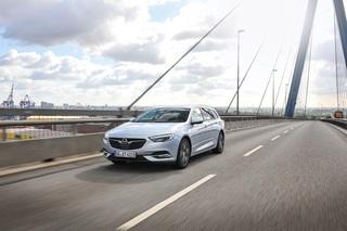 Opel Insignia Sports Tourer  - Eine neue Größe