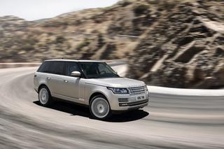 Range Rover - Abgespeckter Klassiker (Vorabbericht)