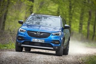 Opel Grandland X - Das Trio ist komplett