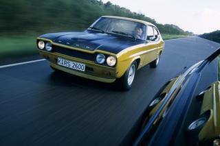 Vor 30 Jahren: Der letzte Ford Capri  - Macho, Muskeln, Mustang