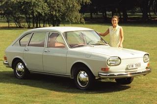 Volkswagen-Flaggschiffe vom Typ 3 zum Phaeton - Viel Wagen, wenig V...