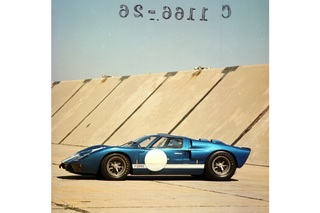 Vor 50 Jahren: Ford GT40 vs Ferrari - Der Anti-Ferrari (Kurzfassung)
