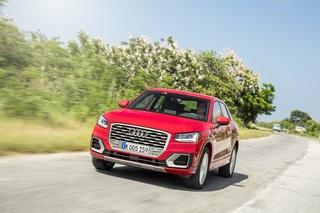 Fahrbericht: Audi Q2 - Benjamin für die Buckelpiste