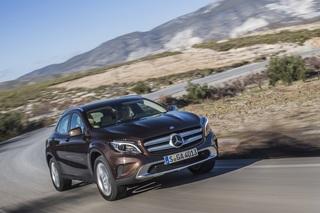 Mercedes GLA - Ganz locker anders  (Kurzfassung)