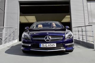 Mercedes SL 65 AMG 45th Anniversary - Ein paar Extras zum Geburtstag