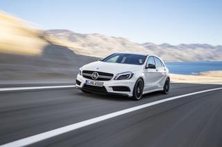 Mercedes A 45 AMG - Ins Volle gegriffen