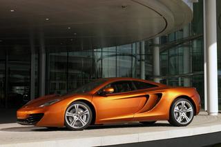 McLaren MP4-12C - Britisches Hochgeschwindigkeitsprojektil (Vorabtext)