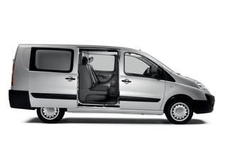Peugeot Expert Doppelkabine - Platz für Menschen und Maschinen