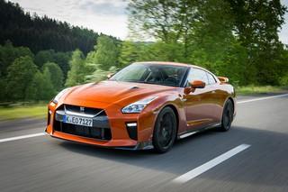 Test: Nissan GT-R   - Gestatten: Godzilla