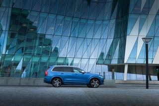 Test: Volvo XC90 T8 - Kraftpaket mit Sparambitionen