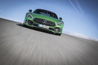 Mercedes-AMG GT-R - Neue Topversion des Porsche-Jägers